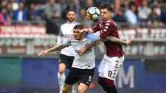 Интер пропусна отлична възможност да излезе трети в Италия