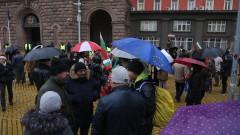 """Протестиращи искат """"Отровното трио"""", Изправи се.БГ"""", ДСБ и БОЕЦ да изпратят свои представители"""