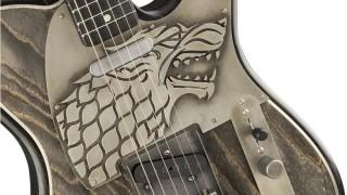 Game of Thrones, Fender и три китари