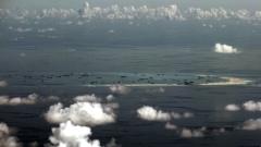Бойни кораби на Китай завършиха учения в спорното Южнокитайско море