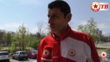 Александър Попов: Всеки го прави от любов към ЦСКА и към волейбола