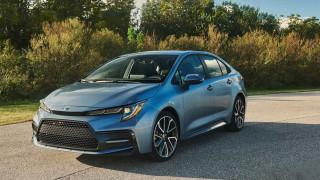 Toyota показа новата Corolla (СНИМКИ)