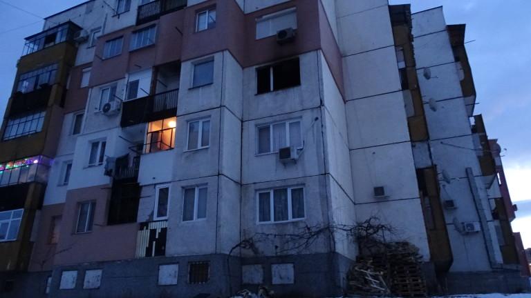 Пожар от цигара взе жертва в Перник, съобщиха от Областната