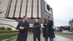 Бербатов: Няма да се откажем, защото искаме да работим за доброто на българския футбол