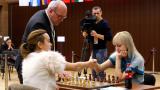 Стефанова с реми срещу рускиня
