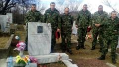 Почетоха паметта на загиналите преди 13 години наши войници в Ирак