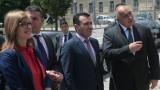 Борисов е на официално посещение в Македония