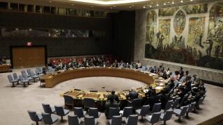 Напрежение в Съвета за Сигурност на ООН