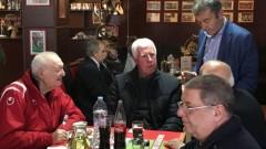 ЦСКА събира ветерани и деятели на празничен обяд преди Коледа