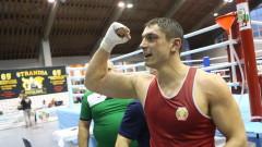 Петър Белберов със сребро на шампионата на Европейския съюз във Валядолид