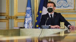 Макрон иска специален пратеник за климата от Съвета за сигурност на ООН