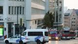 Полицията предотврати терористична атака в Брюксел