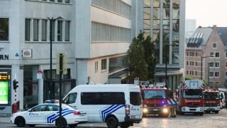 Изстрел довел до паниката на брюкселската гара