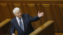 Украйна е на ръба на гражданска война, предупреди Леонид Кравчук