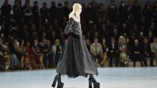 Лейди Гага стана манекенка на Седмицата на модата в Ню Йорк (СНИМКИ)