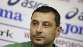 Николай Желязков: Имаме отбор за класиране на световно