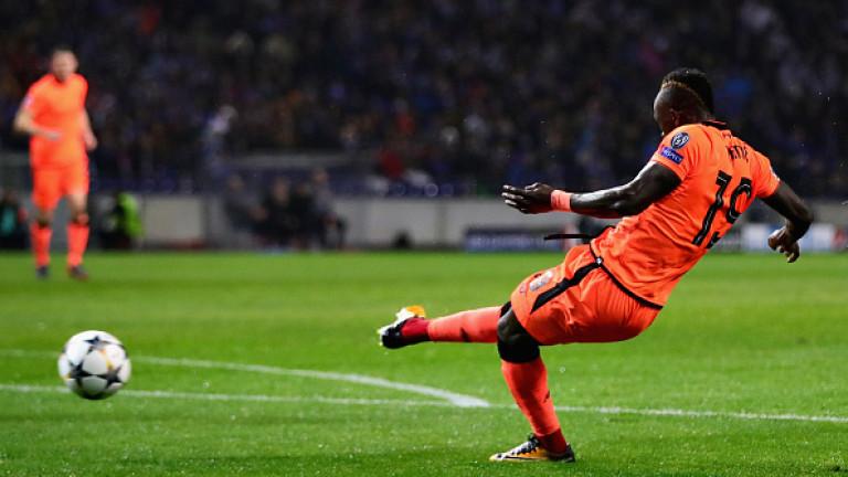 Порто - Ливърпул 0:5, хеттрик на Мане