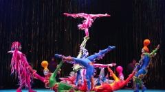 """Звезди от """"Цирк дьо Солей"""" се срещат с родните фенове в столичен мол"""