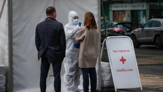 Рекорден брой починали от COVID-19 в Русия в рамките на 24 часа