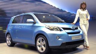 Toyota Urban Cruiser е най-икономичният кросоувър