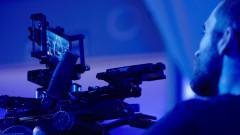 Джон Леджънд снима клип за новата си песен със смартфон