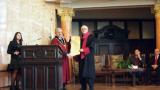Иван Цанев за годишната литературна награда на СУ