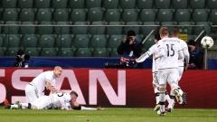 Легия шокира Реал в Полша