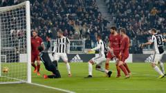 Юве измъкна дербито срещу Рома (ВИДЕО)