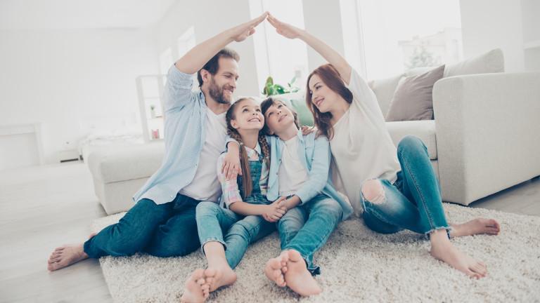 Навиците на здравите и щастливи семейства