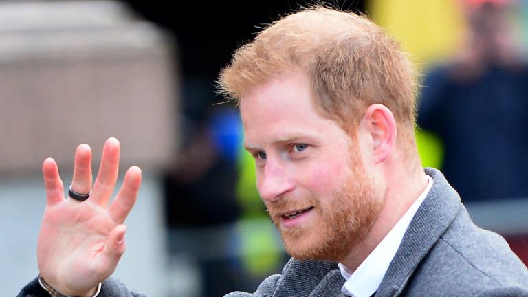 След има-няма три месеца принц Хари и Меган Маркъл ще