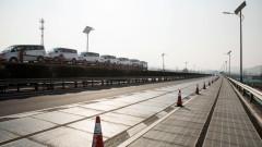 Интелигентната магистрала, която може да зарежда колите, движещи се по нея