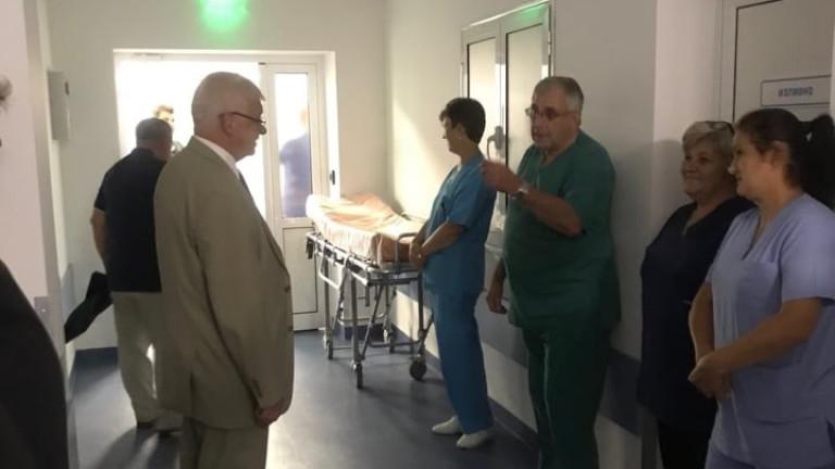 Ананиев: Болниците вдигат заплатите от 1 юли