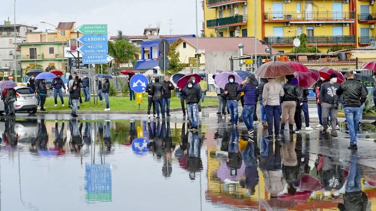 Италия е регистрирала рекордните от началото на епидемията 8 804