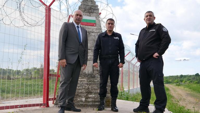Заместник-министърът на вътрешните работи Венцислав Катинов беше на работно посещение