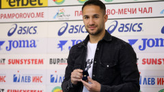 Борислав Цонев не тренира с Левски