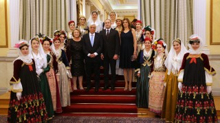 Радев: Партньорството между България и Гърция задава перспективата за Балканите