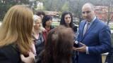 Цветанов: Най-хубаво е да си президент... само намираш кусури
