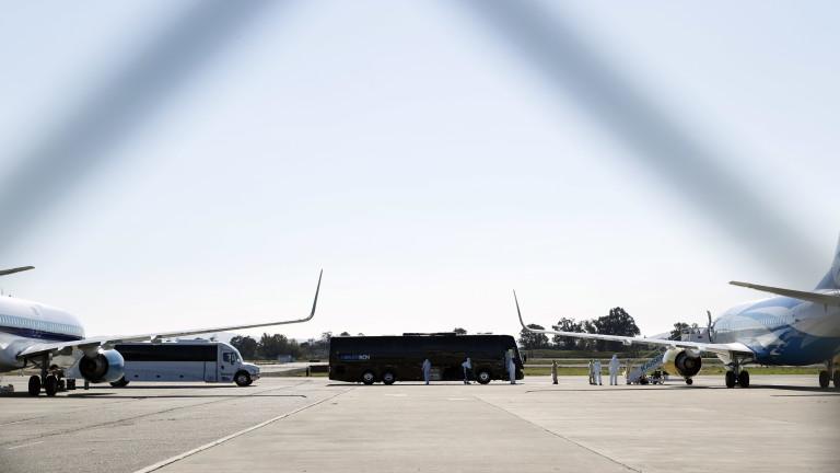 Летището в Батуми прие първия пътнически полет след ремонта