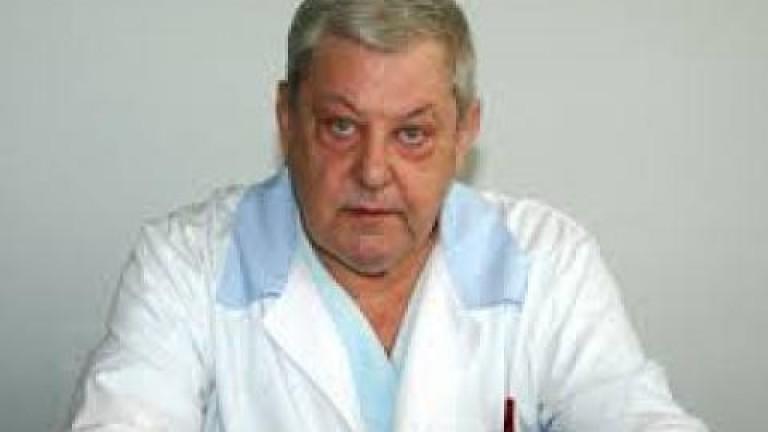 Почина проф. Тодор Чернев