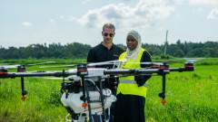 Как дроновете ще преборят най-смъртоносната болест в човешката история