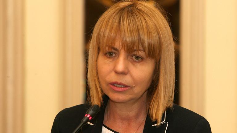 Кметът на София Йорданка Фандъкова отрече, че се е срещала