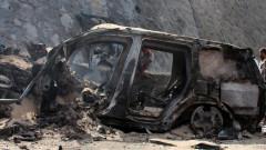 Седем загинали след въздушна атака до столицата на Йемен