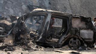 Десетки са убити при въздушен удар в Йемен