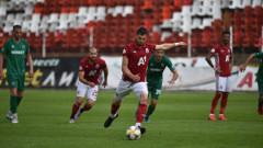 Томи Юрич е напълно здрав, тренира наравно с останалите в ЦСКА