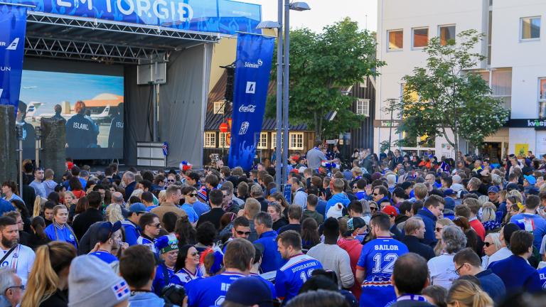 В Исландия ще празнуват Ден на футбола