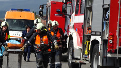 6 души пострадаха при катастрофа в района на Искърското дефиле