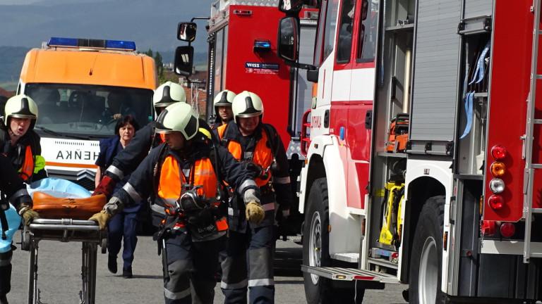 10 българи пострадаха при катастрофа в Румъния