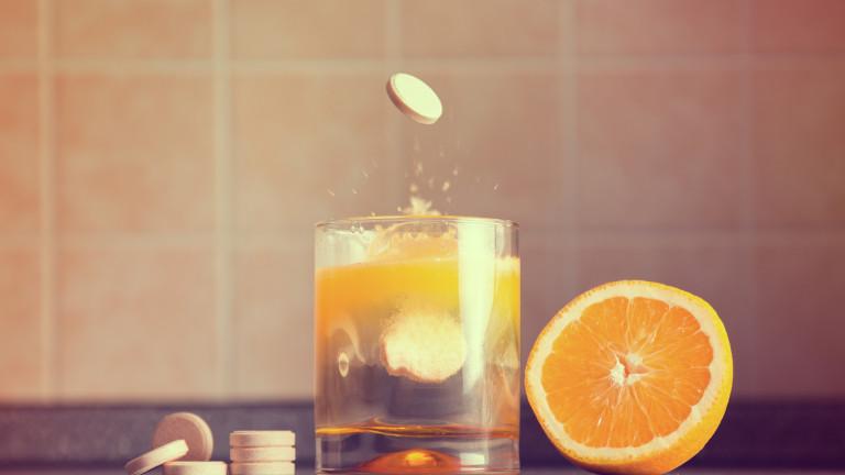 От колко витамин С имаме нужда