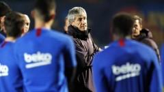 Барселона има четири варианта за заместник на Луис Суарес