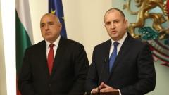 Коронавирусът възвърна доверието към Борисов, половината българи вярват на Радев